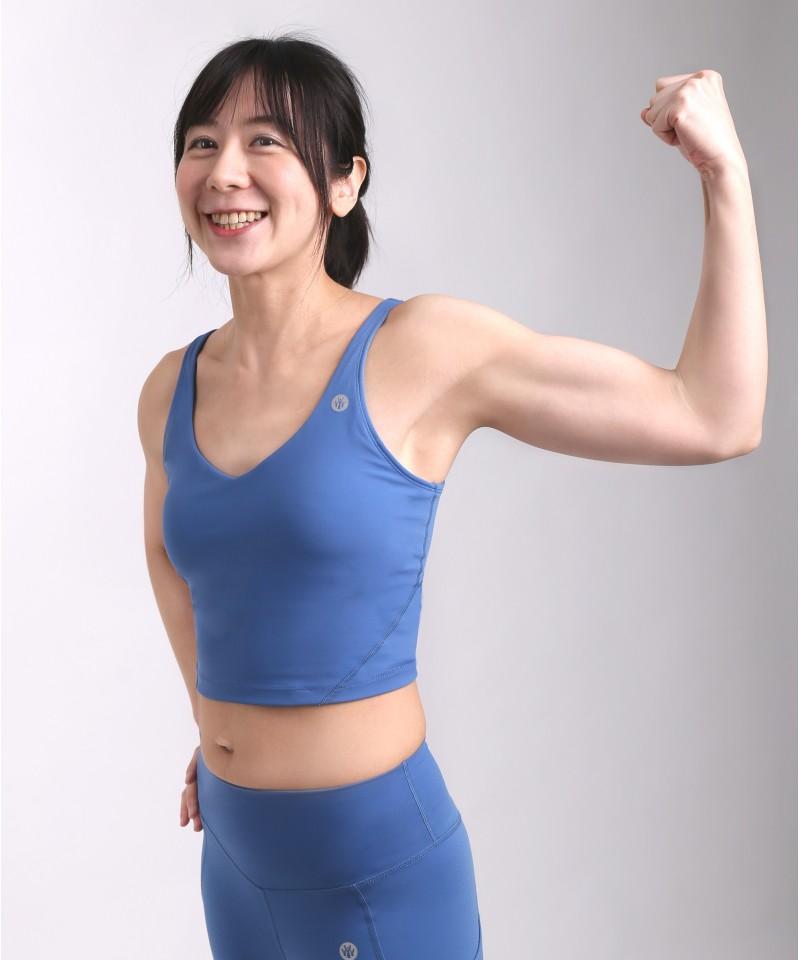 日常生活 - 運動內衣・寶貝藍